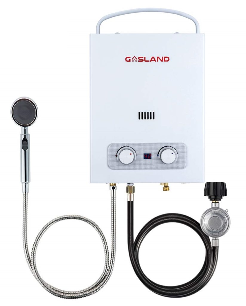 Gasland Tankless Gas Water Heater