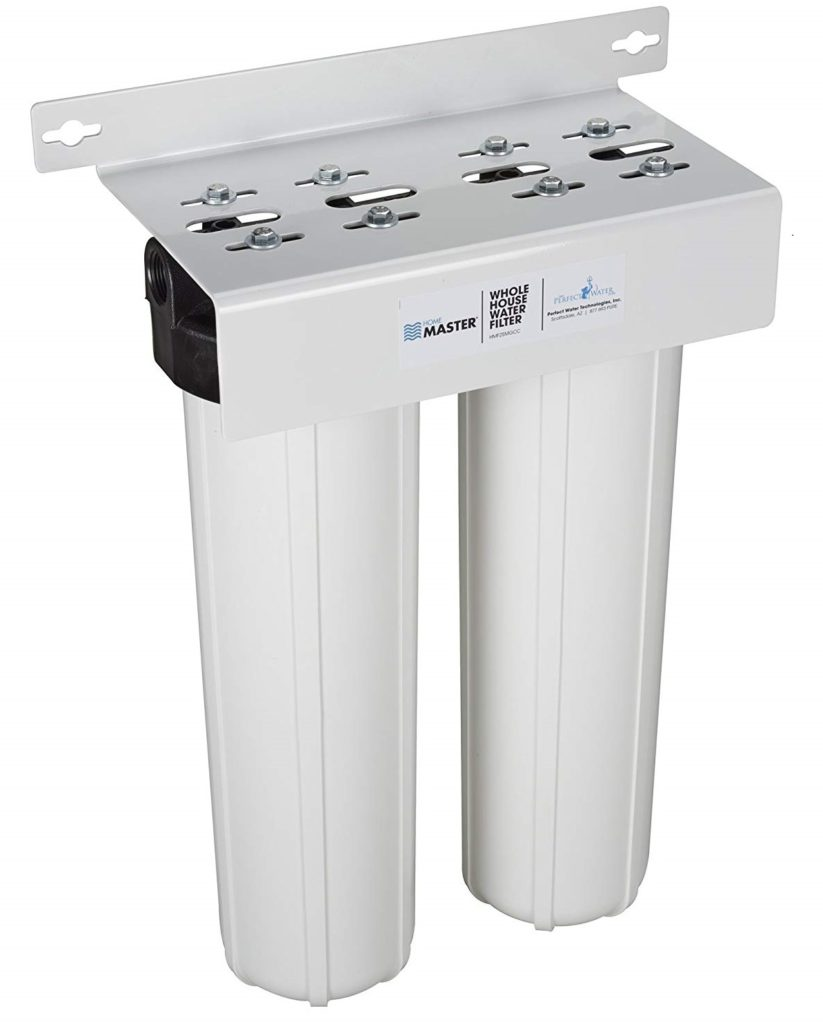 Home Master HMF2SmgCC 2-Stage Whole House Water Filtration System