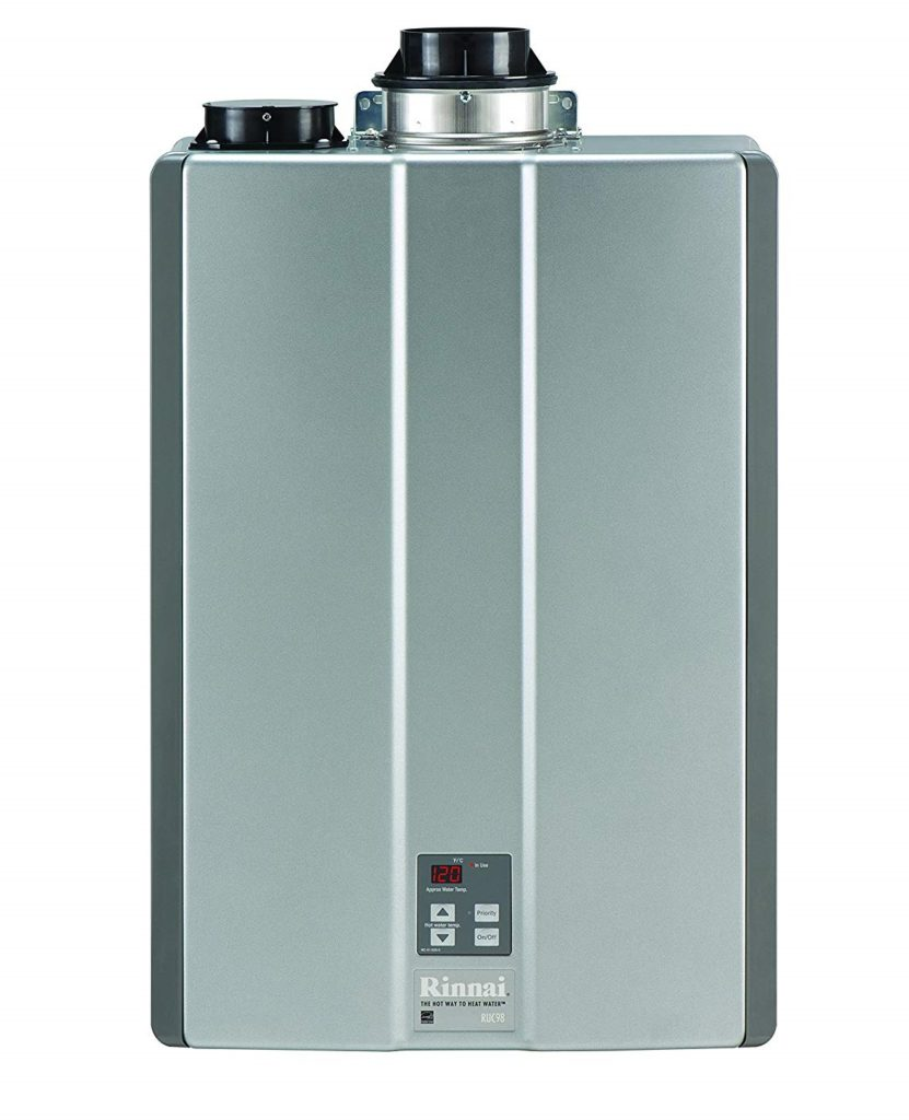 Rinnai RUC98iN Ultra Series Tankless Water Heater