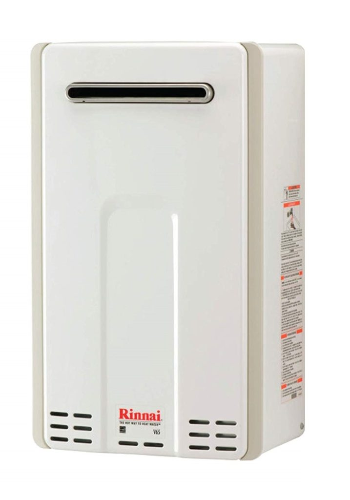 Rinnai V Series HE Tankless Water Heater