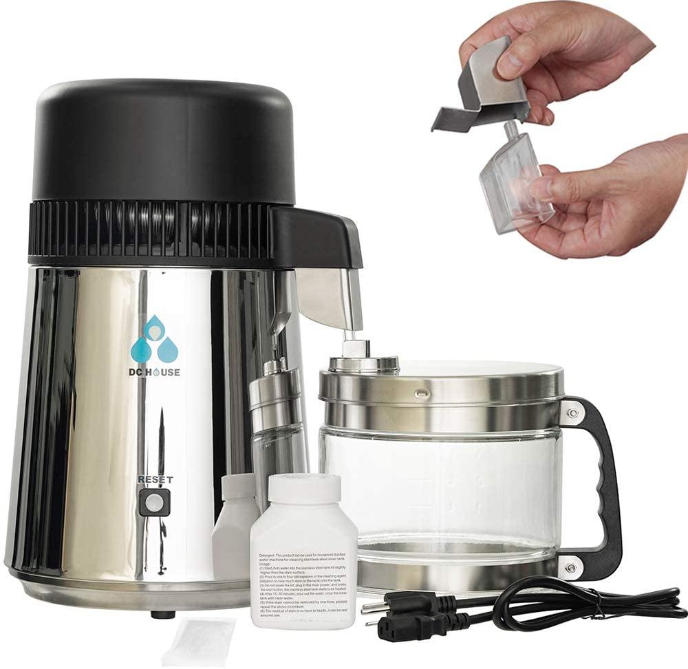 ECO-WORTHY 1 Gallon Water Distiller