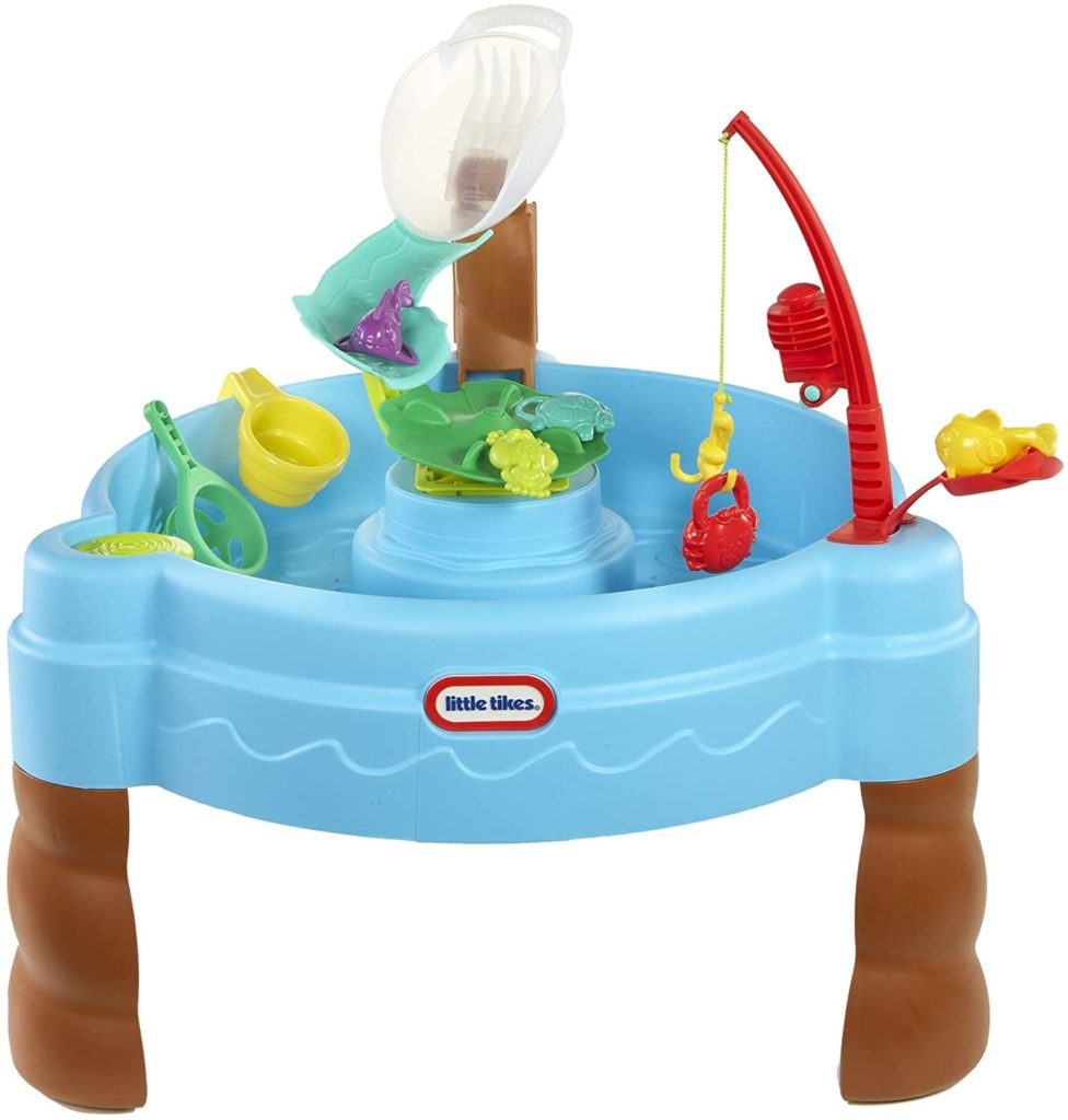Little Tikes Water Table With 7-Pc Accessory Set