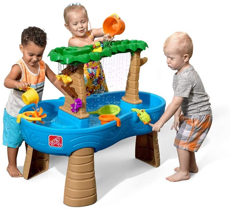 Step2 Water Table With 13-Pc Accessory Set