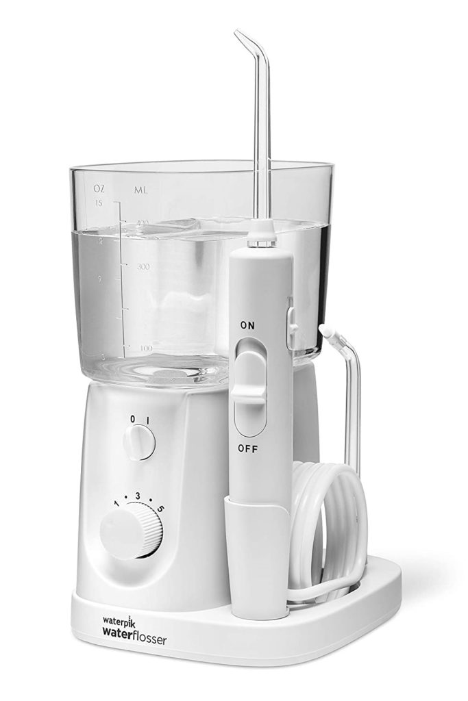 Waterpik WP-320 Water Flosser for Travel and Home