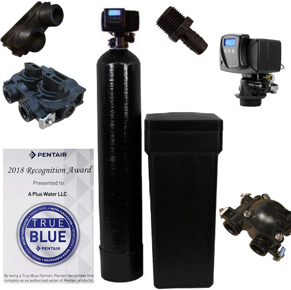 Fleck 64000 Grain Water Softener