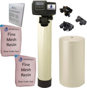 AFWFilters Iron Pro 2 Whole House Water Softener