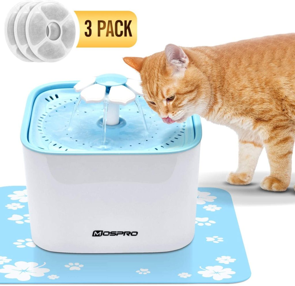 MOSPRO Cat Water Fountain