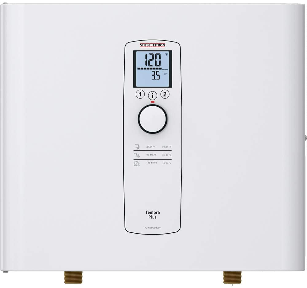 Stiebel Tempra 24 Plus Electric Tankless Water Heater
