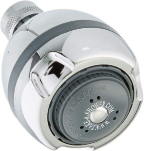 Fire Hydrant Spa Shower Head For Low Water Pressure