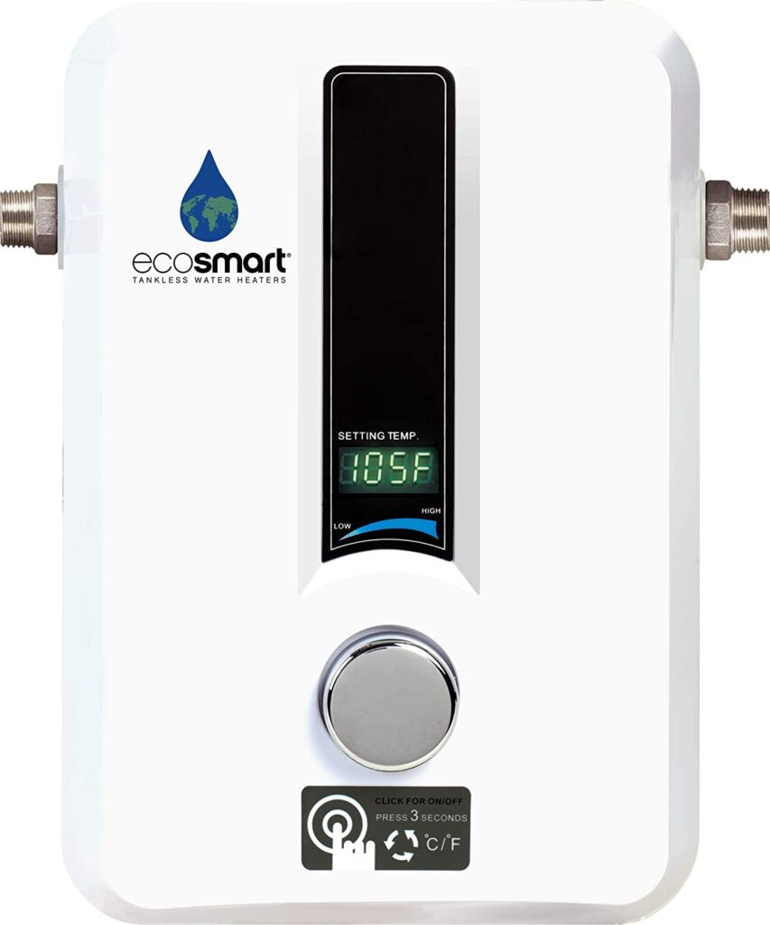 EcoSmart ECO 11 13kW Electric Tankless Water Heater