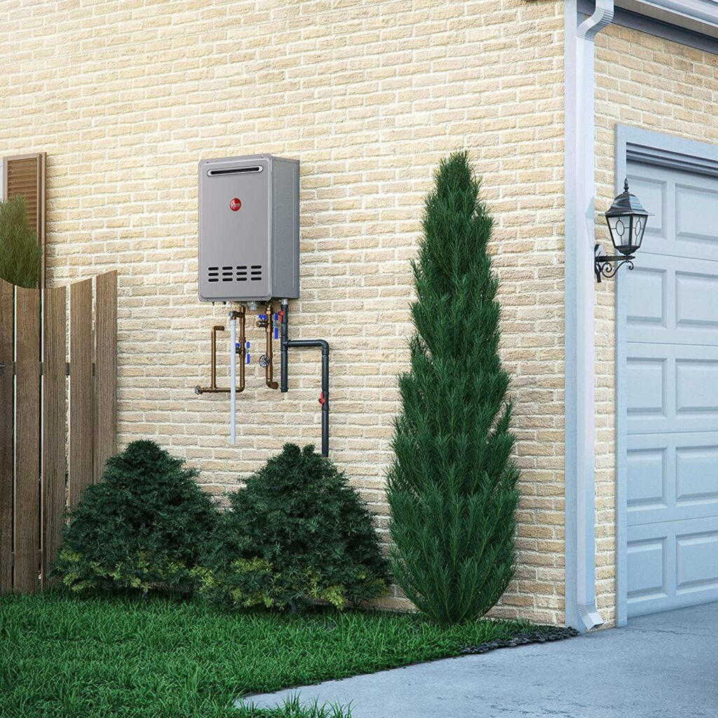 Gas Tankless Water Heater Guide