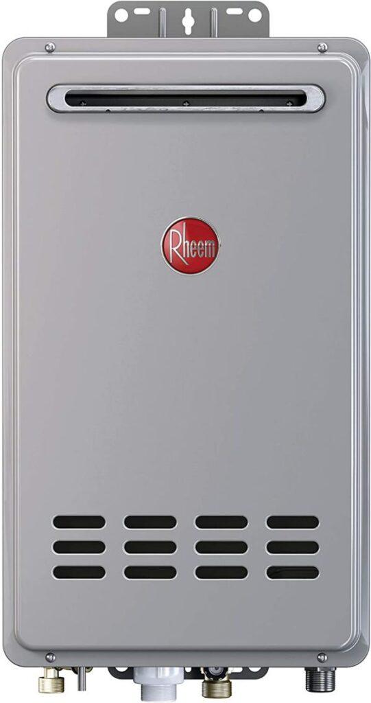 Rheem RTG-84XLN-1 Natural Gas Tankless Water Heater