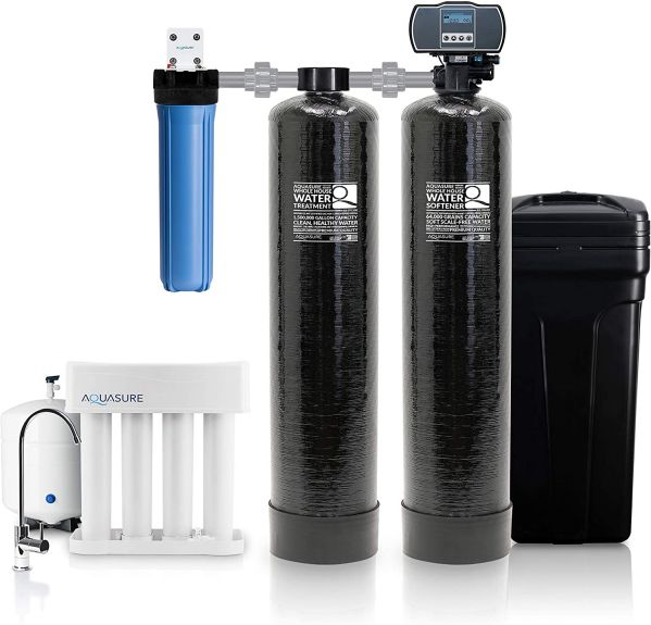 Aquasure AS-SE1500A Whole House Water Treatment System