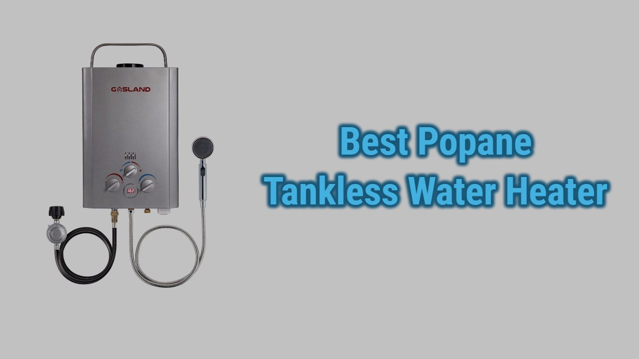 7 Best Propane Tankless Water Heaters of 2021 [Reviews & Buying Guide]