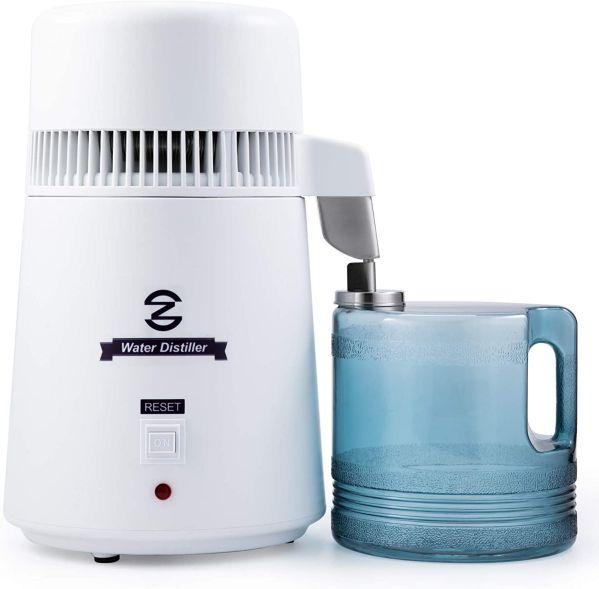 CO-Z DWD-ZB01-00 Countertop Water Distiller