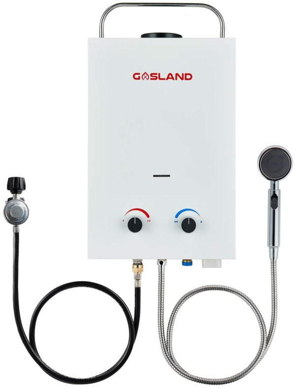 GASLAND BS158 Portable Gas Tankless Water Heater