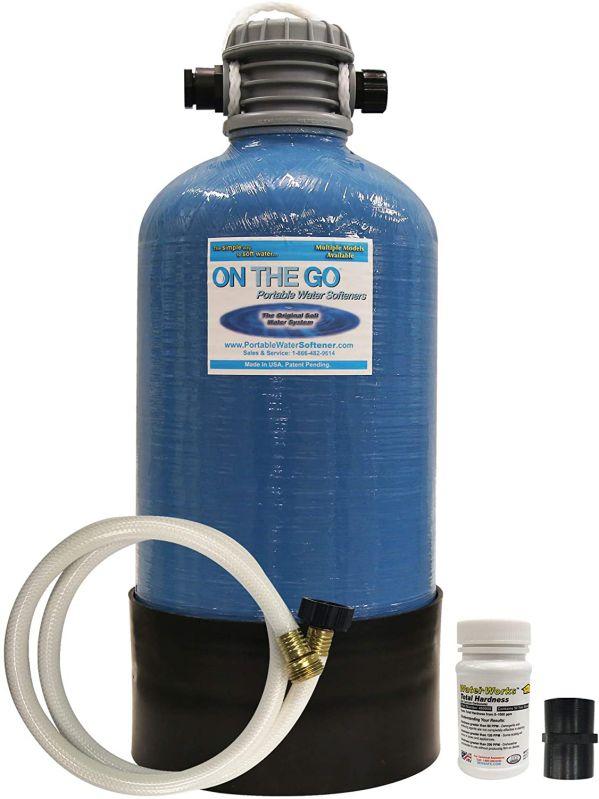 On The Go OTG4-DBLSOFT 6,000 Grain Water Softener
