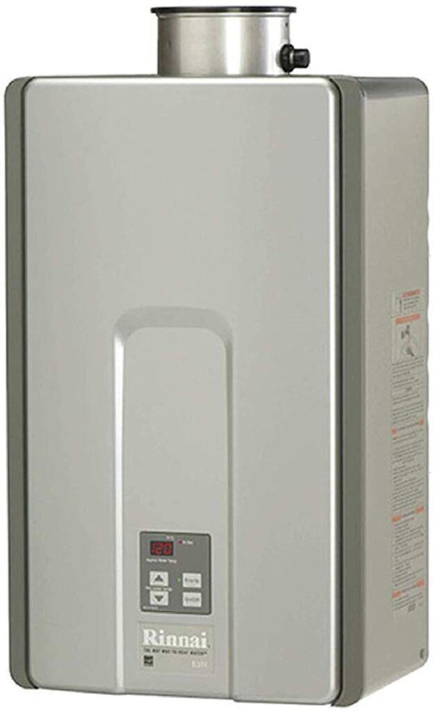Rinnai RL94IP 9.4 GPM Indoor Tankless Propane Water Heater