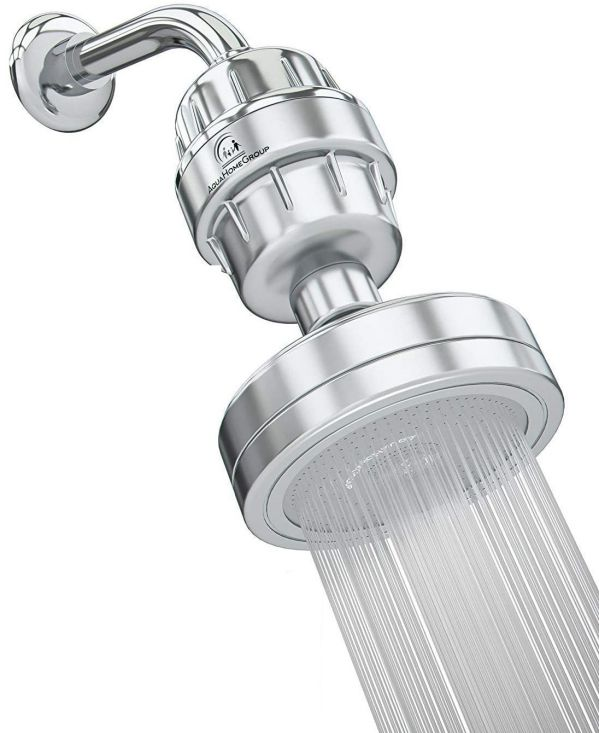 AquaHomeGroup AHG12S Luxury Filtered Shower Head Set