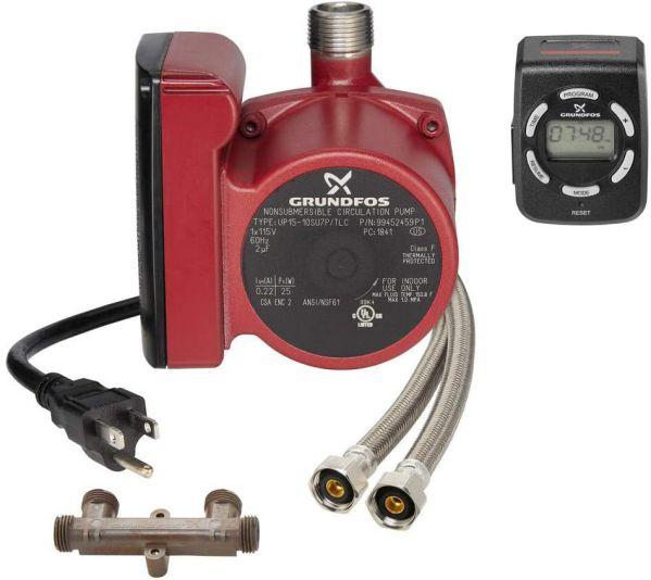 Grundfos 99452459 Instant Hot Water Recirculation System