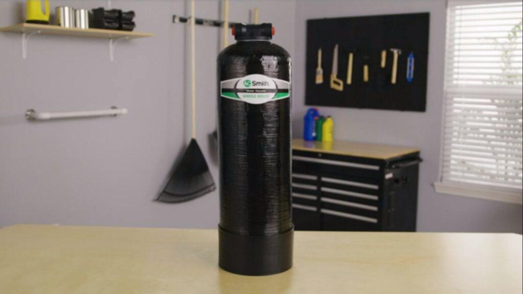 Salt-free Water Softener