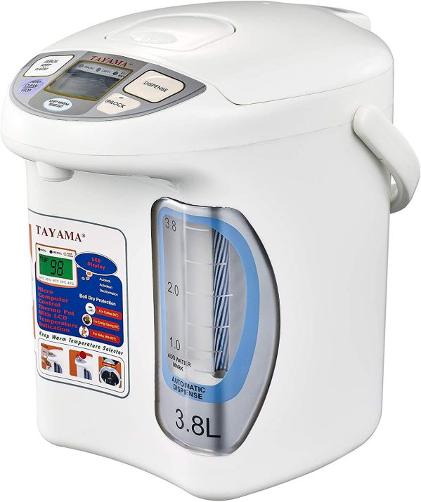 Tayama AX-380 Electric Airpot Thermo Dispenser
