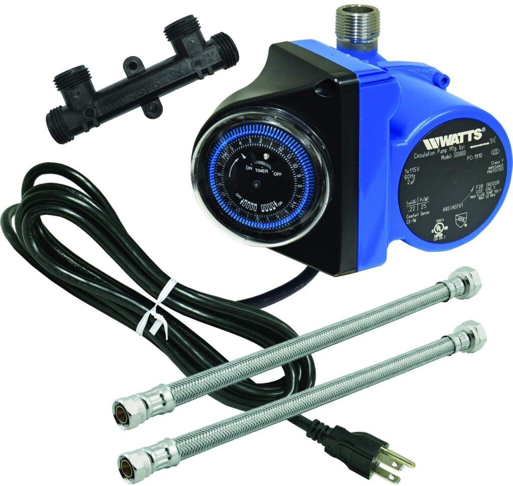 Watts 0955800 Instant Hot Water Recirculating Pump
