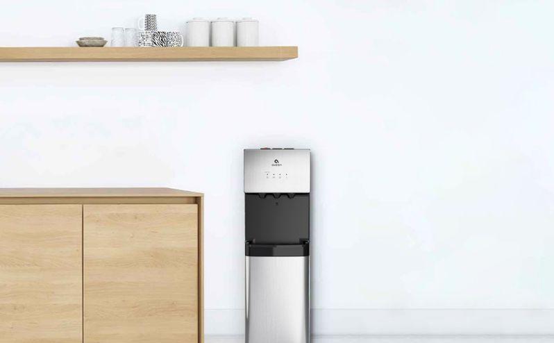 bottom loading water cooler dispenser