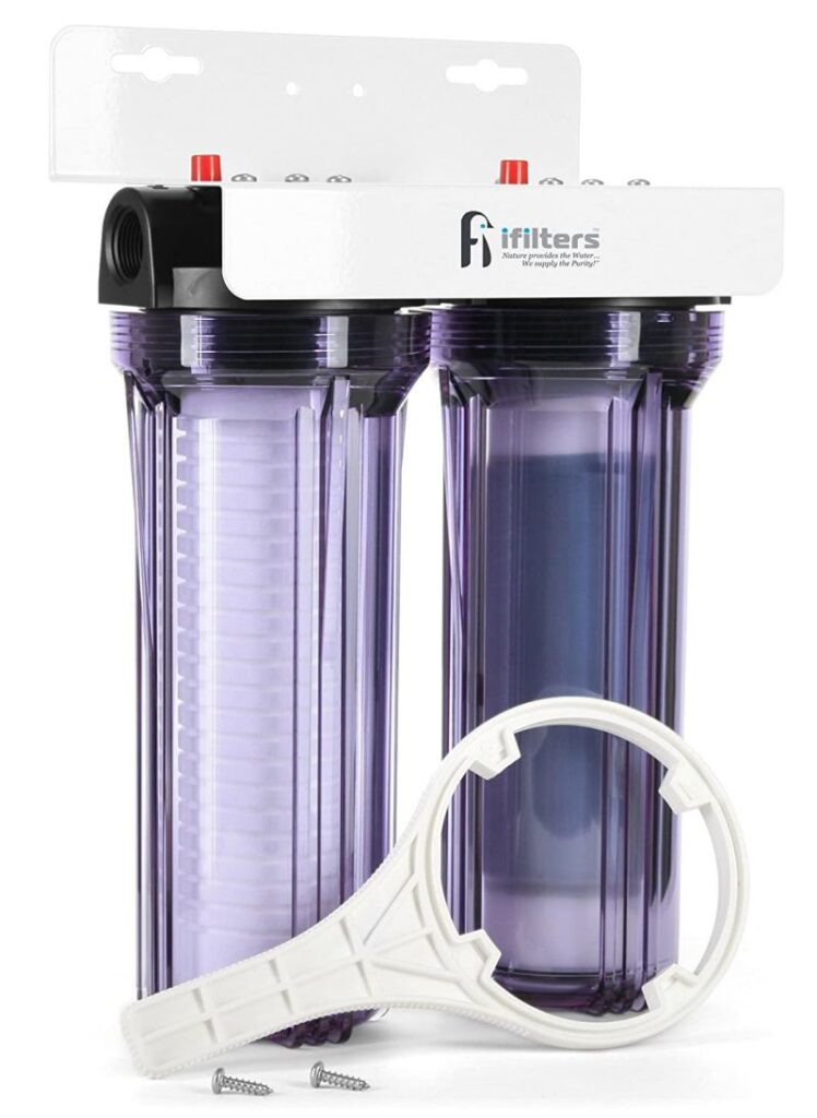 iFilters LWH-D Water Filter